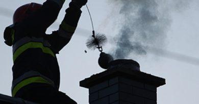 Pożary sadzy w kominie – zagrożenie dla całego domu