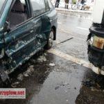 Wypadek na światłach w Przygłowie. Tragiczne zdarzenie w trakcie działań ratowniczych.