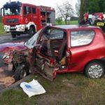 Kolejny wypadek na DK 12