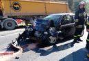 Wypadek na Dk 12 we Włodzimierzowie