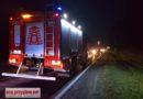 Uwaga kierowcy! 4 – kilometrowa plama ropy na DK 12.