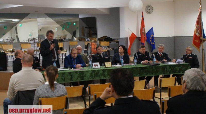 Zebranie sprawozdawcze za rok 2018