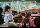 Zielony Dzień Dziecka w leśnej osadzie edukacyjnej