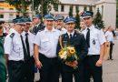 Uroczysta promocja absolwentów Centralnej Szkoły Państwowej Straży Pożarnej w Częstochowie