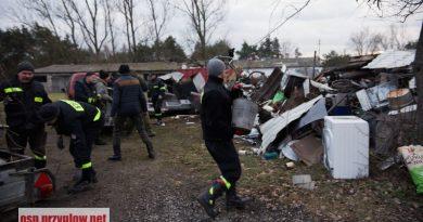 Ogromny sukces strażackiej zbiórki złomu. Czegoś takiego nie było dotąd w całej Polsce!