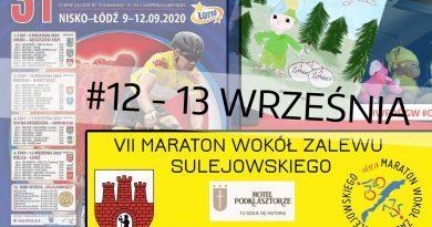 12-13 września: Informacje dla mieszkańców